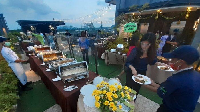 Eska Hotel Batam Tawarkan Buffet All You Can Eat Rp 120 Ribu Per Pax, Buka Puasa di Rooftop