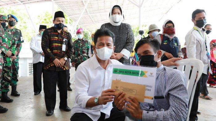 Wagub Kepri Marlin Agustina Apresiasi Program Peduli Penyandang Disabilitas Baznas Batam