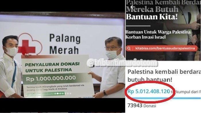 Taqy Malik Ditanyai Netizen Soal Sisa Donasi Palestina Rp 4 Miliar: Maaf Maaf Gue Pengusaha