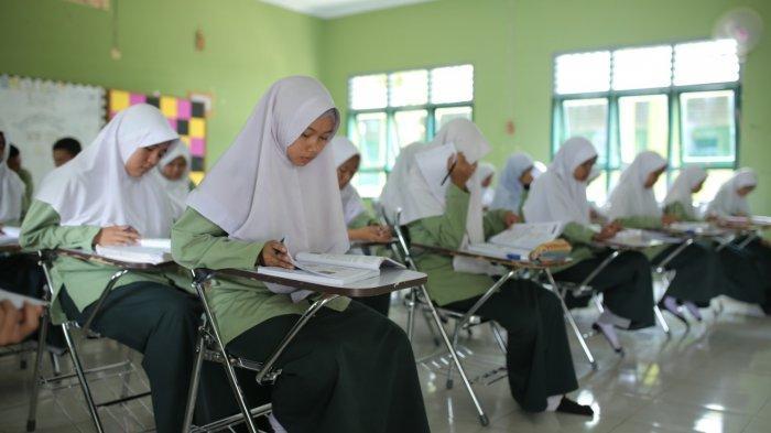 3 Siswa Karimun Lolos Seleksi Psikotes Kelas Beasiswa PT Timah di SMAN 1 Pemali