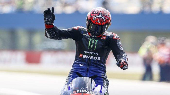 Jadwal Siaran Langsung MotoGP 2021 San Marino, Fabio Quartararo Kokoh di Puncak Klasemen