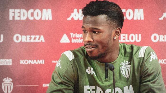 Keita Balde pemain AS Monaco
