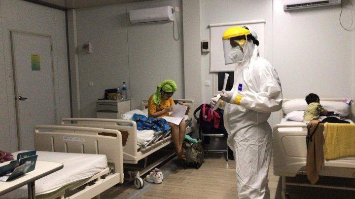 Pasien Covid-19 di RSKI Galang Batam Tambah 20 Orang