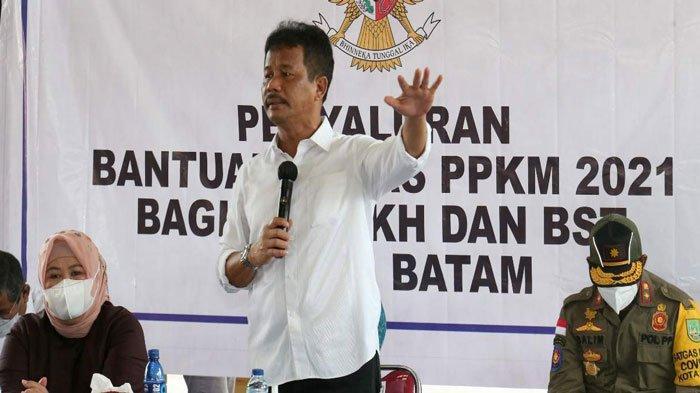 Gagal Dapatkan Hibah dari Gubernur Riau, Rudi Putuskan Bangun Gedung Mal PTSP Sendiri