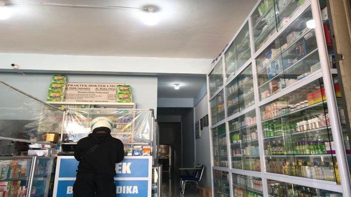 Obat Azithromycin dan Oseltamivir Banyak Kosong di Apotek Bintan