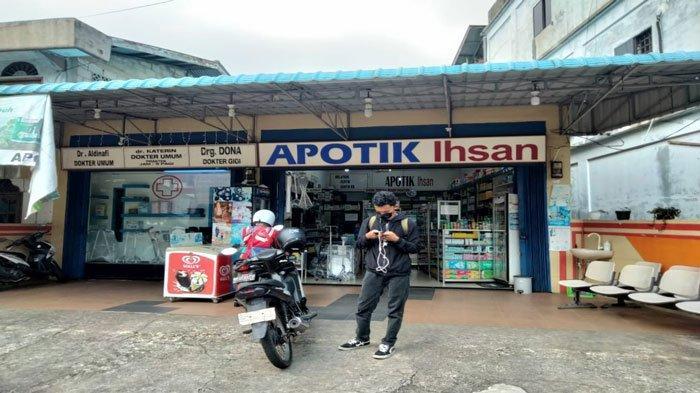 Daftar Obat Terapi Covid-19, Azithromycin dan Oseltamivir Kosong di Apotek Tanjungpinang?