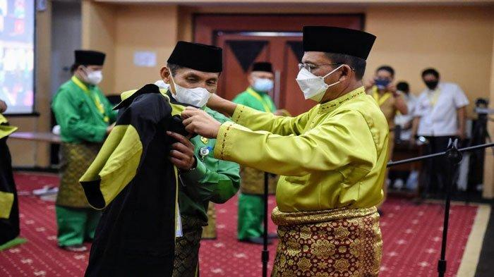 Gubernur Ansar Ahmad Lantik Dewan Hakim STQH IX Kepri