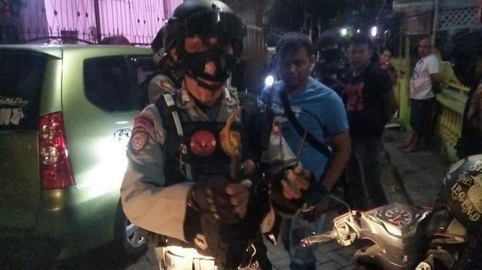 Ayah dan Anak di Makassar Nyaris Duel Maut, Ini Penyebabnya