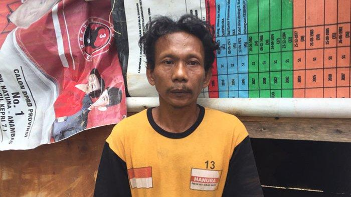 Kisah Ahmat Suhaimi Tinggal di Kandang Ayam di Anambas, Sempat Tidak Punya KTP dan BPJS Kesehatan