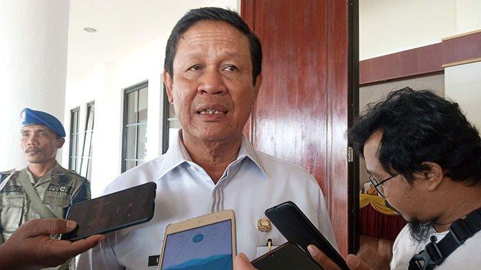 Plt Gubernur Kepri Isdianto Kecewa, Banyak Kepala OPD Tak Hadir Saat Peluncuran SP4N Lapor Kepri