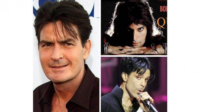 Dari Freddie Mercury Hingga Charlie Sheen 9 Tokoh Dunia Ini Mengidap Hiv Aids Ada Yang Meninggal Tribun Batam