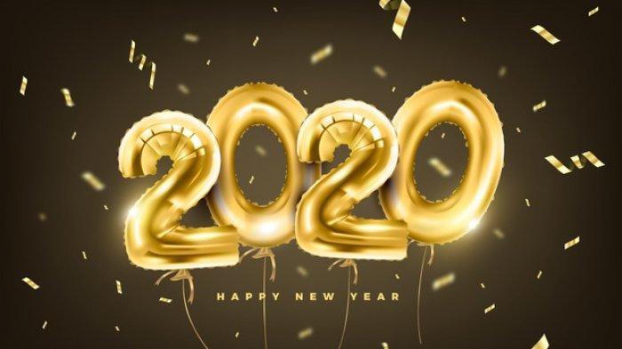 Kirim Ucapan Selamat Tahun Baru 2020 di Social Mediamu dengan Berbagai Bahasa yang Anti-Mainstream