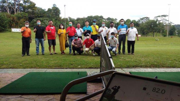 Daniel Fan dan Winson Iskandar, Dua Anak Muda Bikin Akademi Golf di Batam Pakai Alat Canggih