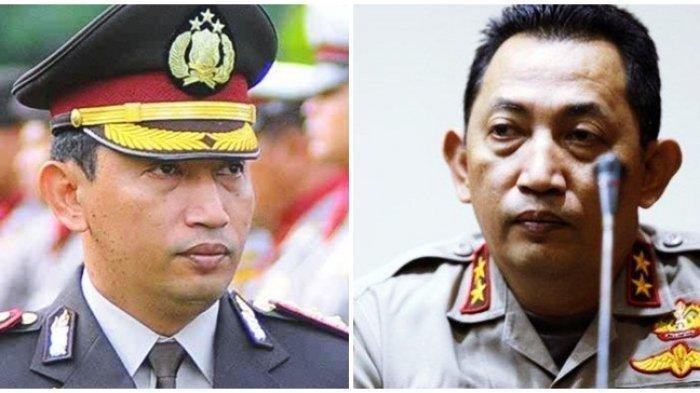 Kedekatan Jokowi dan Komjen Listyo Sigit Saat Mereka Sama-sama di Solo, Ini Momen Kedekatan Mereka