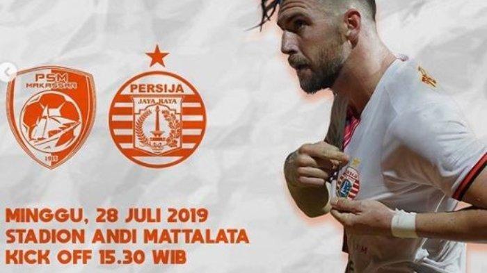 PSM Makassar vs Persija Jakarta, Prediksi dan Peta Kekuatan Calon Juara Piala Indonesia 2018