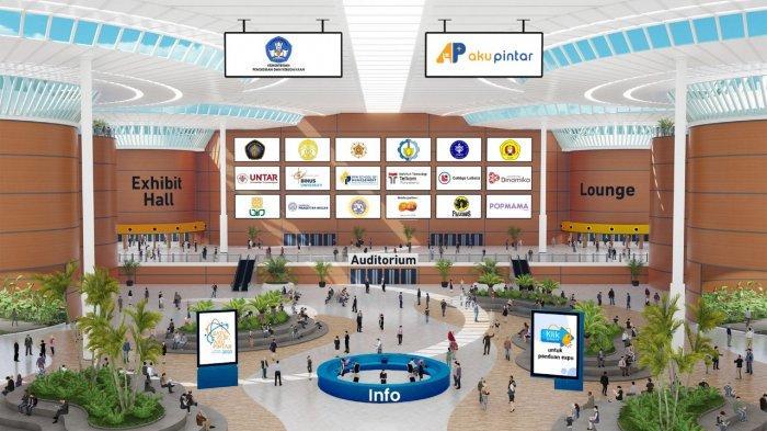 Satu Klik Aku Pintar Virtual Edu Expo 2021 Digelar Sesaat Lagi, Pameran Pendidikan di Tengah Pandemi
