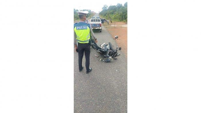 Kecelakaan Maut, Pejalan Kaki Tewas di Tempat Usai Ditabrak Pengendara Motor