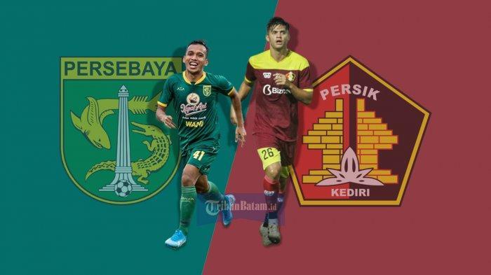 JADI Laga Pembuka Liga 1 2020 Simak Jadwal & Jam Tayang Persebaya vs Persik Kediri, Live di Indosiar