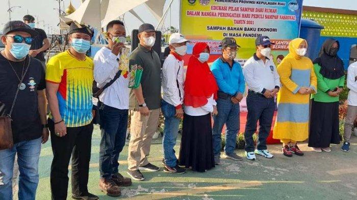 Wagub Kepri Marlin Agustina Ajak Masyarakat Peduli Sampah