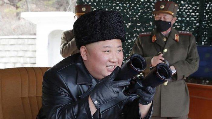 Kim Jong Un Perintahkan Anak Buahnya Eksekusi Mati Pria 50 Tahun Karena Langgar Protokol Covid-19