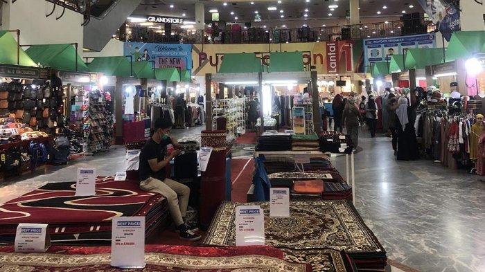JELANG Lebaran, DC Mall Gelar Bazar Kebutuhan Idul Fitri, Ada 36 Tenant Jual Pakaian hingga Toples