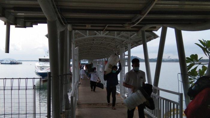 JADWAL Kapal Ferry di Pelabuhan Domestik Sekupang Batam, 17 Trip Berlayar Senin 3 Mei 2021