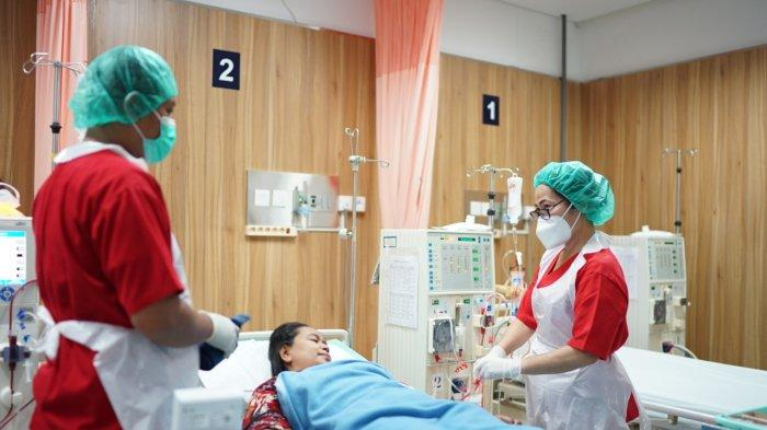 Melihat Dari Dekat Fasilitas di RSBP Batam, Tak Kalah dari Hotel, Bakal Jadi KEK Kesehatan