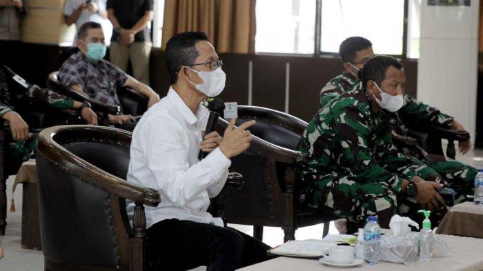 DAFTAR 4 Poin Penanganan Covid-19 di Batam, Termasuk Target Vaksinasi Kalangan Pekerja