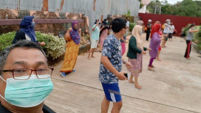 Kisah Arison Komisioner KPU Kepri, Dua Kali Jalani Isolasi Mandiri Gegara Corona