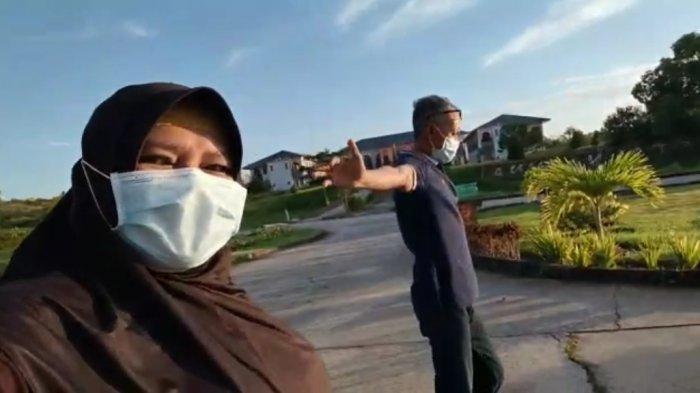 Kisah Pasutri di Natuna Terpapar Corona, Hamid Sedih Tak Bisa Kerja di Lapangan
