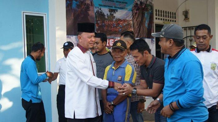 Wali Kota Tanjungpinang H Syahrul Puji Gebrakan Komunitas Kombes GOR Untuk Peduli Lingkungan
