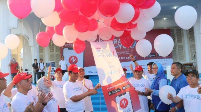 Gandeng Operator Kapal Marina Group, Pelindo Tanjungpinang Luncurkan Aplikasi Pembelian Tiket Online