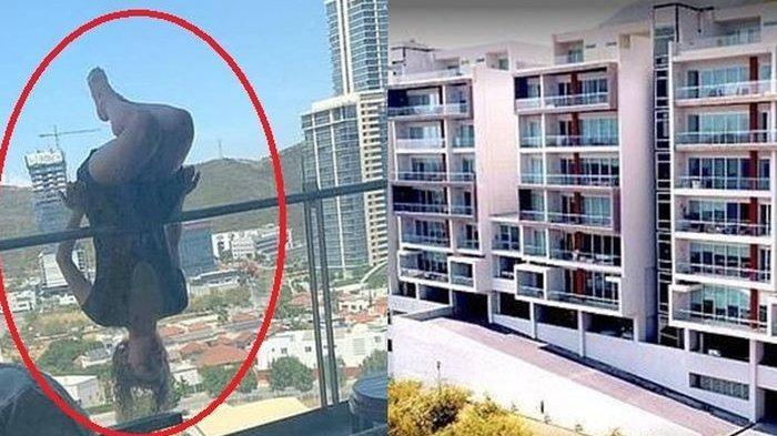 Cuma Gara-gara Lakukan Yoga, Seorang Mahasiswi Jatuh dari Balkon Lantai 6 Tempat Tinggalnya