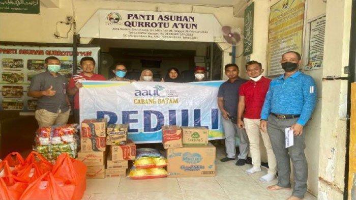 Asosiasi Asuransi Umum Indonesia Cabang Batam Gelar Aksi Peduli Covid-19 Tahap II