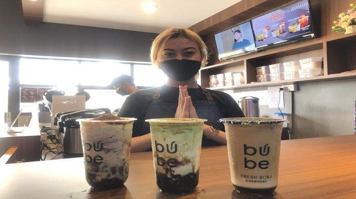 Kedai Boba Hadir di Mitra Raya Batam, Tawarkan Menu Andalan Caramel Biscoff Boba