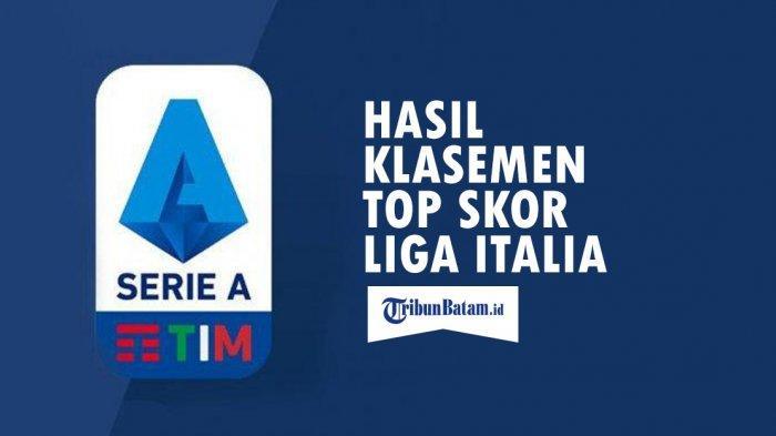 Hasil, Klasemen & Top Skor Liga Italia Setelah AS Roma Kalahkan AC Milan, Ciro Immobile 10 Gol