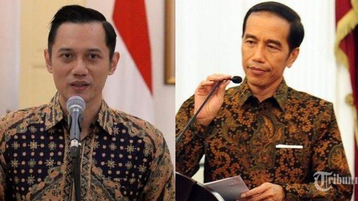 Ungkapan AHY Usai Tak Dipilih Jadi Menteri Jokowi VIRAL, Netizen: Tuhan Punya Rencana Lebih indah