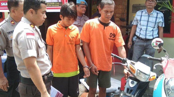 Lama Mimpi Punya Motor, RK Tergiur Lihat Motor Parkir di Pinggir Jalan Batam