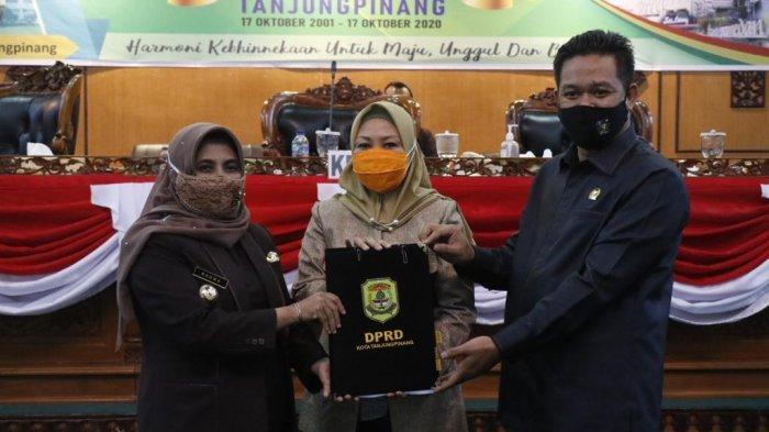 Nota Kesepakatan KUA PPAS APBD 2021 Tanjungpinang