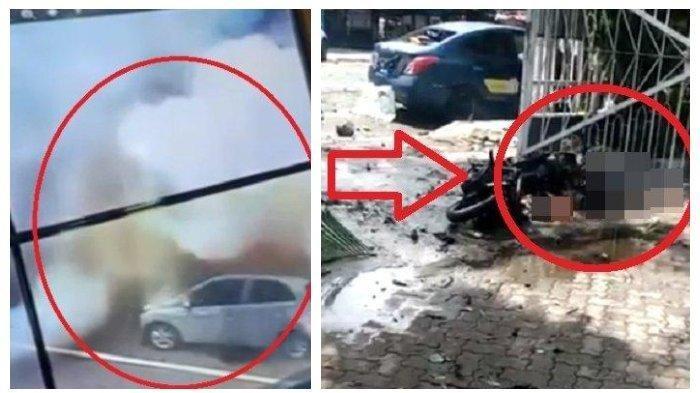 Inilah pengakuan honorer DPRD Sulsel Adi Kurniawan soal motornya dipakai pelaku bom bunuh diri di gereja katedral Makassar