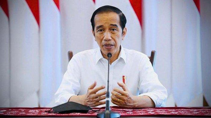 Kapan Covid-19 Berakhir? Jawaban Presiden Jokowi: Keadaan Ini Saya Ngomong Apa Adanya