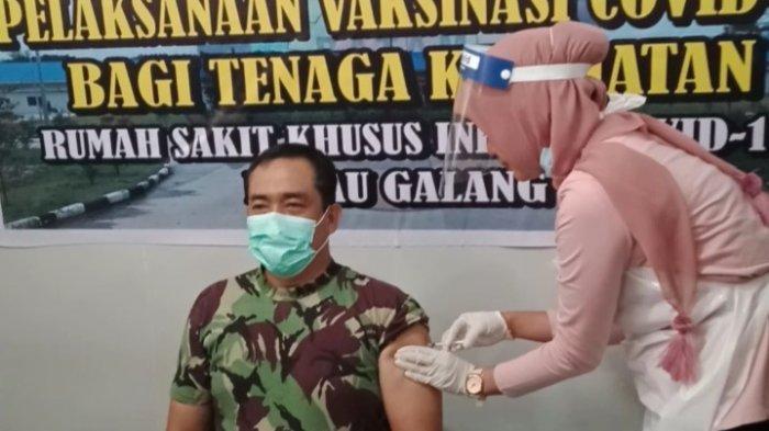 Terima Dosis Vaksin Kedua, 50 Tenaga Kesehatan di Malaysia Dinyatakan Positif Covid-19