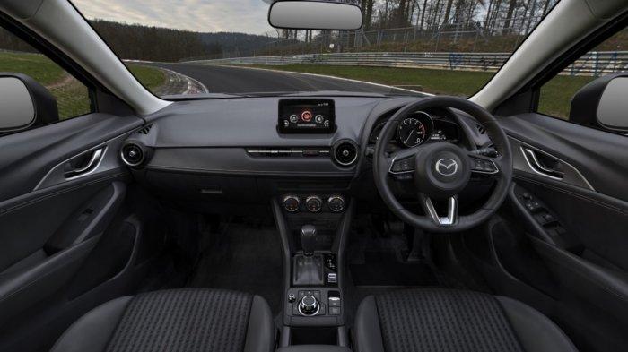 Tampil Dengan Jantung Pacu Baru, Harga New Mazda CX-3 SPORT 1.500 cc Dibanderol Rp 339 Jutaan