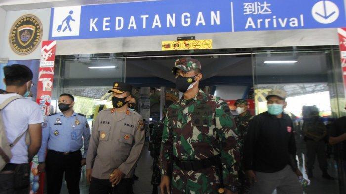 SEJAK Januari, 13.000 TKI Pulang ke Indonesia Melalui Batam, 20 Orang Positif Covid-19