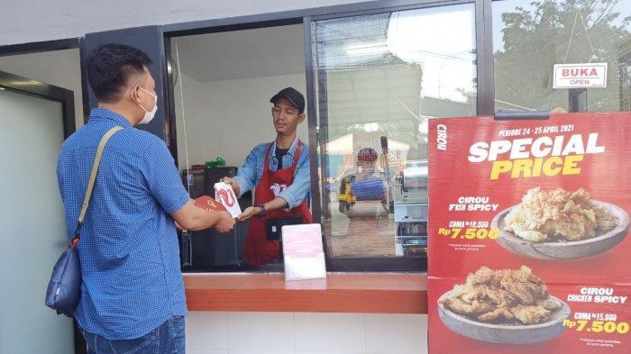 Bangga Buatan Indonesia: Gerai Ayam Goreng Ala Shihlin Hadir di Tiban Batam, Harganya?