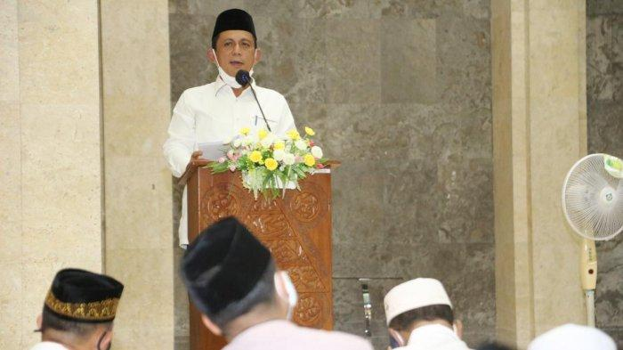 Gubernur Kepri Peringati Malam Nuzulul Quran di Masjid Agung Karimun, Ini Pesannya