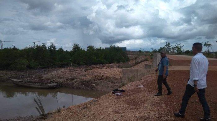 Inilah Sungai Cantik, Tempat Sifa dan Ainun Tenggelam Tenggelam di Batam
