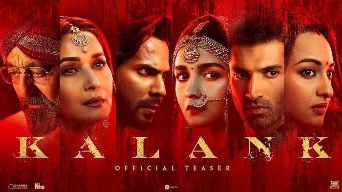 Sinopsis Film India Kalank Tayang di Mega Bollywood ANTV Jumat 29 Mei 2020 Siang Pukul 11.30 WIB