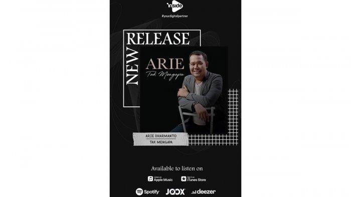 Direskrimum Polda Kepri Kombes Arie DharmantoRilis Singel Perdana Berjudul Tak Mengapa