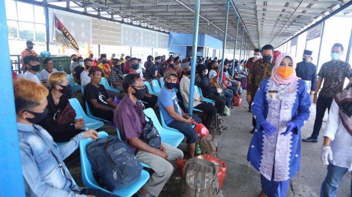 JADWAL Kapal Ferry Pelabuhan Sri Bintan Pura Tanjungpinang Rabu 17 Februari 2021